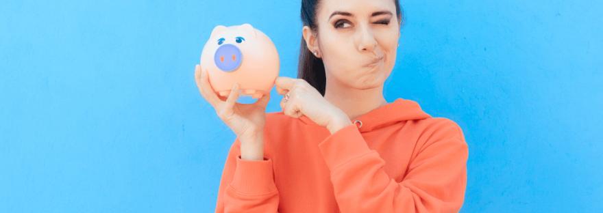 Ahorra facilmente con estos 5 métodos de ahorro