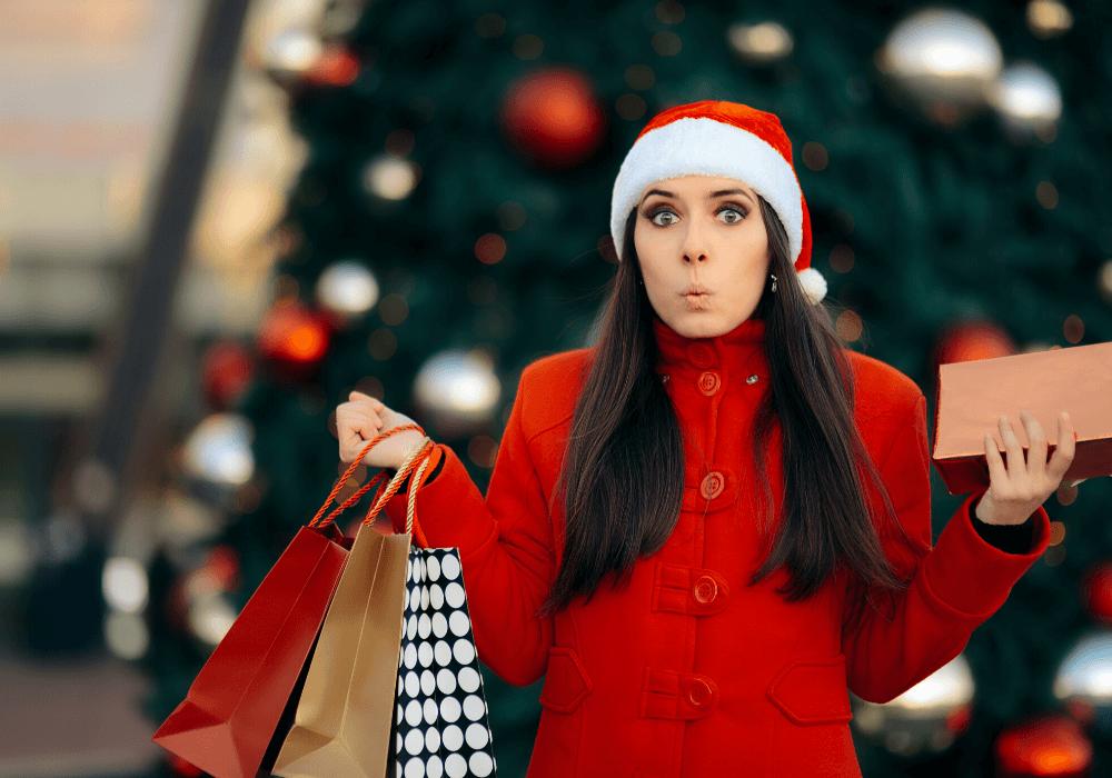 No compres por comprar. Aunque haya descuentos no compres cosas que no necesitas.