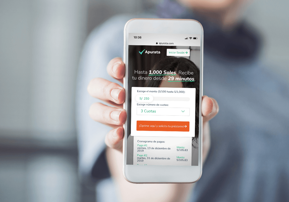 ¿Qué son los préstamos online?