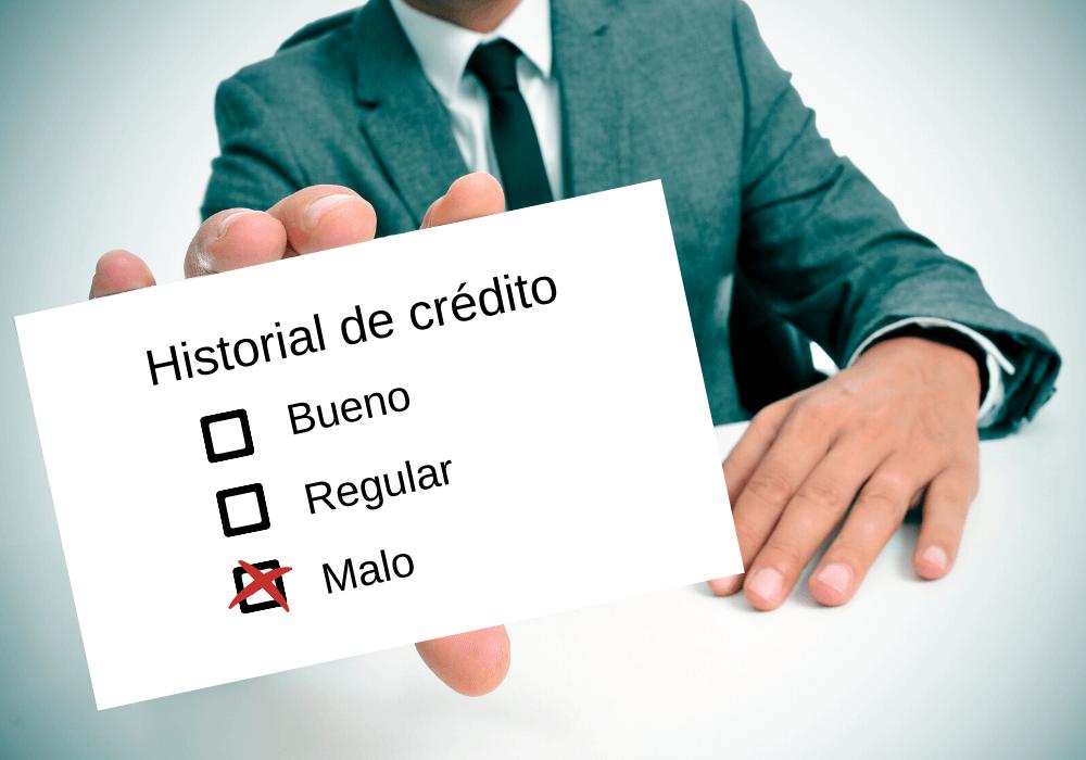 No pagar tu préstamo puede afectar tu historial de crédito.