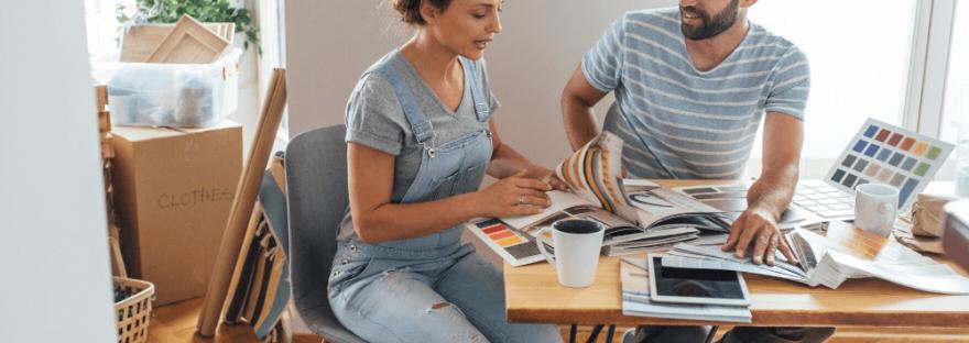 Préstamos personales: cómo aprovecharlos para mejorar tu casa